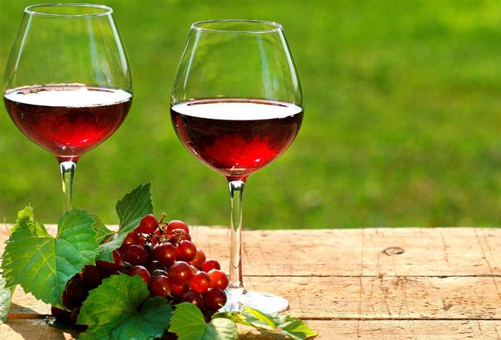 Содержание этилового спирта в натуральном вине