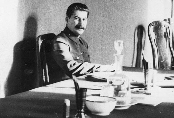 какое вино пил сталин