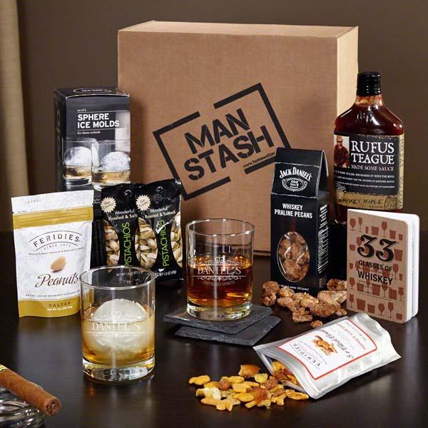 Виски Jack Daniels +набор закусок к виски