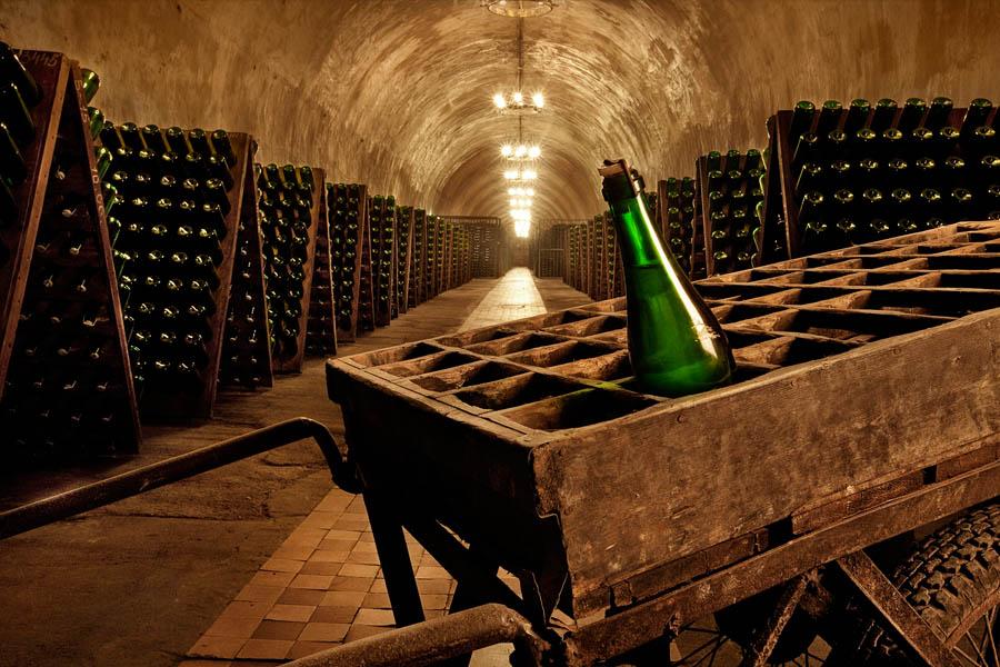 Как хранить шампанское правильно
