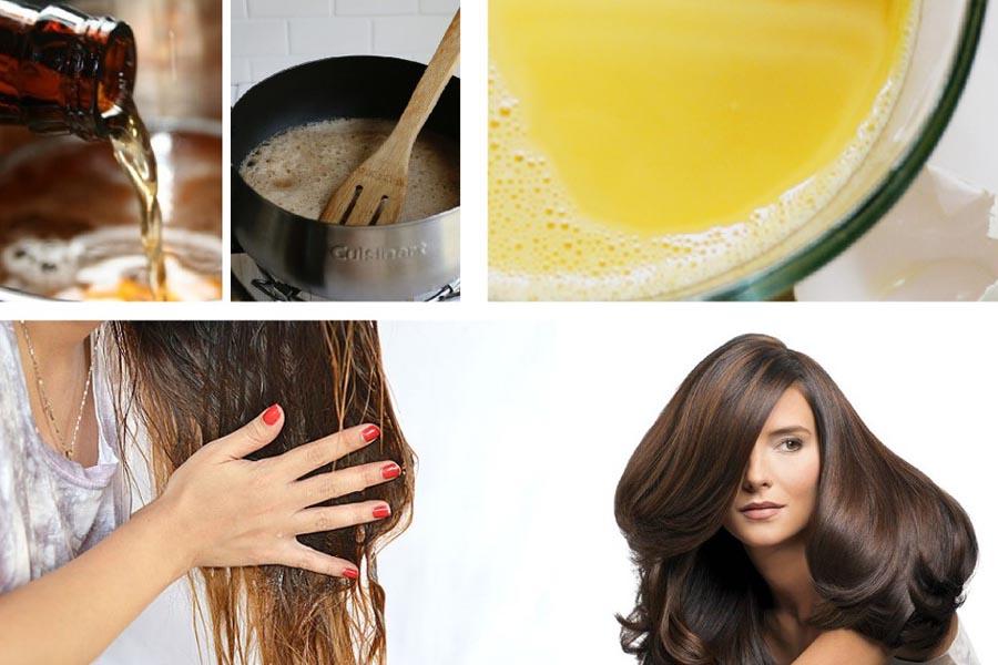 Маски для волос в домашних условиях на хлебе 177