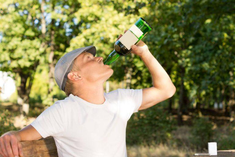 Как быстро напиться алкоголем