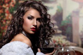 Вино для волос, маски