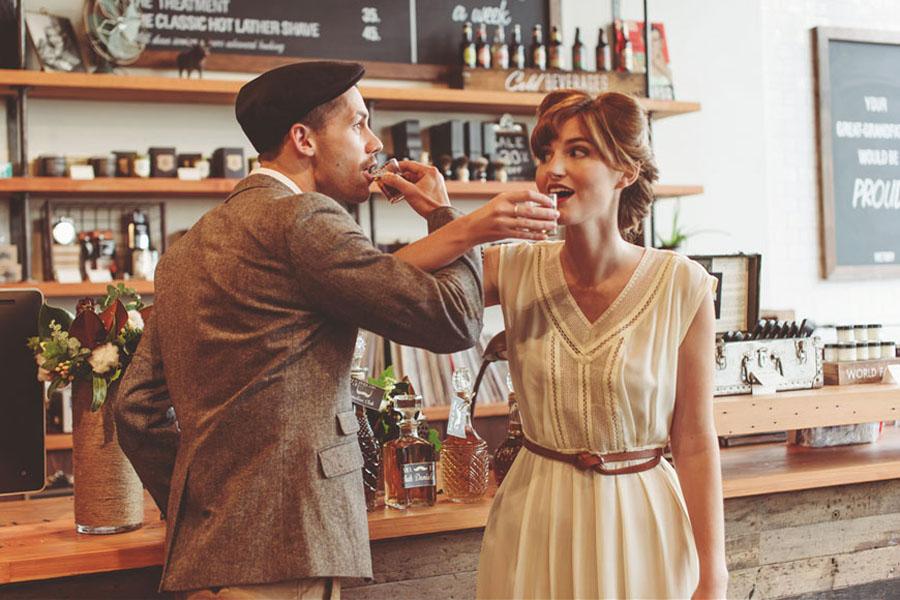 Пить на брудершафт, как правильно выпивать