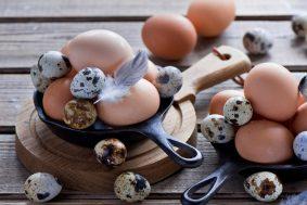 Очистка самогона яйцом куриным и перепилиными