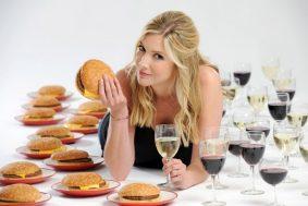 Алкоголь и диета совместимость