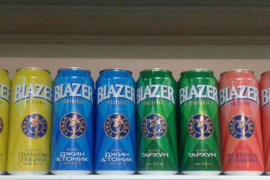 Что такое blazer напиток