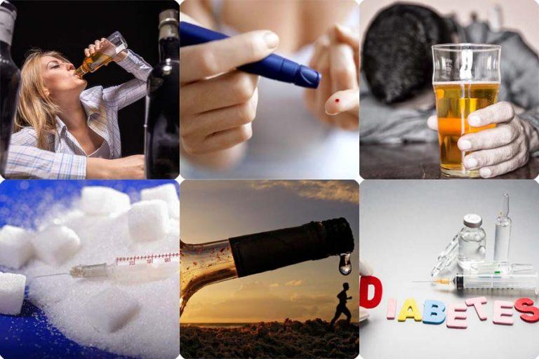 Вредна ли водка при сахарном диабете