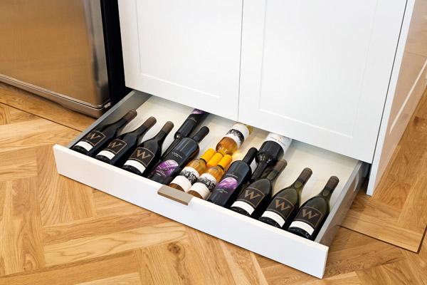 Хранение алкоголя в квартире