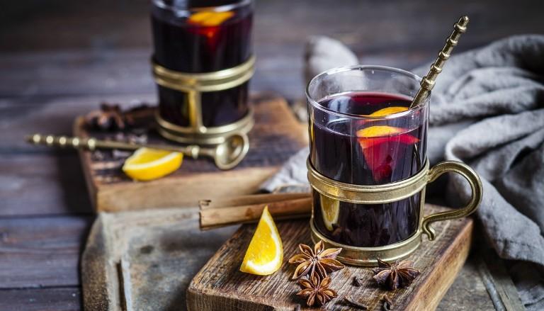 красное вино для глинтвейна