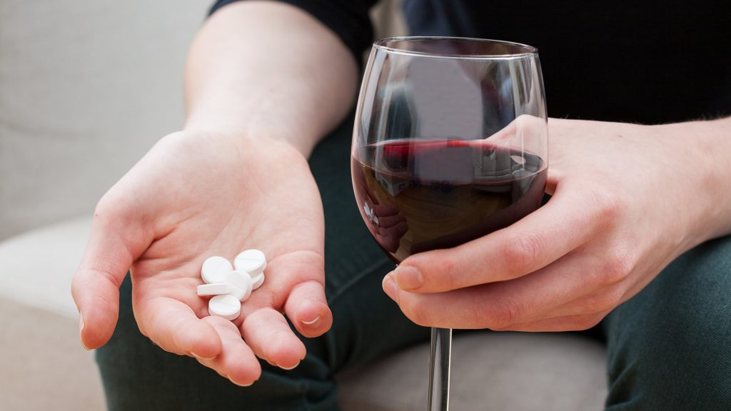 Детралекс и алкоголь последствия